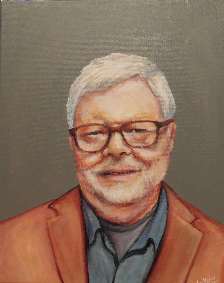 Chuck's portrait